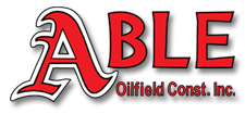 Able Oilfield Construction Logo